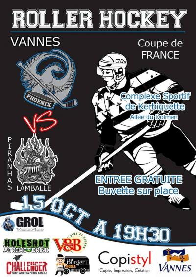 1er match des 1/128e Coupe de France