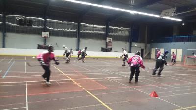 reprise des cours de Hockey