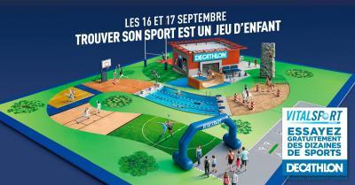Vitalsport 16 septembre 2017