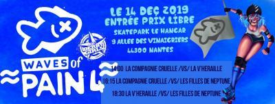 Le WOP- 14 Décembre à Nantes